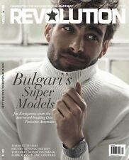 Revolution Magazine UK #13 Jon Kortajarena by Nico Bustos NEW