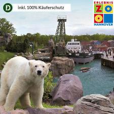 Hannover 2 Tage Städte-Reise Fora Hotel Hannover Gutschein 4 Sterne mit Zoo