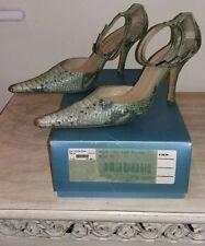 Karen Millen Party Slim 100% Leather Upper Heels for Women