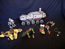 Gros lot LEGO Star Wars 4483 75038 7261 7255 vaisseau monstre figurine