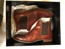 Ralph Lauren Chelsea Boots Made in Italy Size 11US