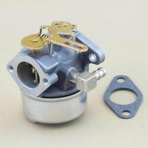 For Tecumseh 5HP MTD Snowblower Carburetor 640084 840084A 640084B gasket