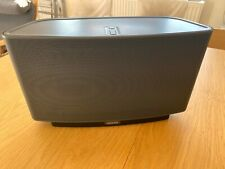 Sonos Play: 5 Wireless Speakers Black Gen1 with ColorYourSound white cover