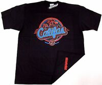 STREETWISE CALI CLIPS T-shirt Califas California Tee Adult Men Black NWT