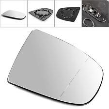 Fits BMW X5 X6 E70 E71 E72 2008-2014 Right Side Heated Wing Mirror White Glass E