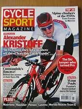 Cycle Sport May 2016 Alexander Kristoff Romain Bardel Wout Poels Primoz Roglic