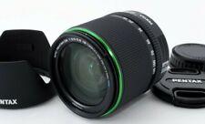 SMC Pentax DA 18-135mm F/3.5-5.6 ED AL DC WR Lens w/Hood From Japan EXCELLENT+++