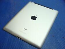 "iPad 2 WiFi 16GB A1397 9.7"" 2011 MC755LL Back Case Cover w/Battery GS1799903 ER*"