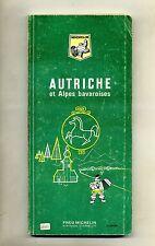 AUTRICHE ET ALPES BAVAROISES # Pneu Michelin 1968