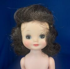 """Vintage American Character Tiny Betsy McCall 8"""" Doll TLC Brunette"""