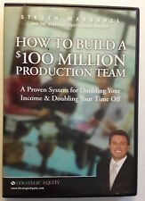 How To Build A $100 Million Production Team Steven Marshall 2 CDs Mortgage Pro