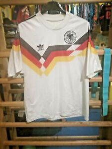 deutschland DFB  trikot adidas 1990 🏆🥇🌍⚽🇩🇪💥👍🍾🍻