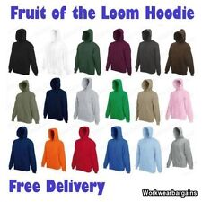 Fruit of the Loom Men's Regular Hoodies & Sweats