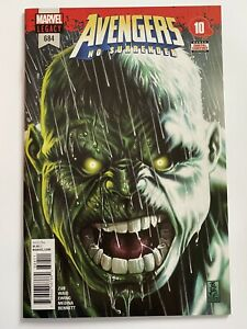 Avengers #684 1st Print Bagged & Boarded No Surrender Voyager