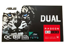 ASUS RX580 8gb Graphics Card