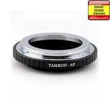 Anillo adaptador lentes Tamron Adaptall AD2 a Sony Alpha