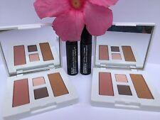Clinique True Bronze Powder/Colour Surge Eye Shadow/Soft-Pressed Powder Palette