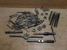 Thread Cutting Tools - Taps & Dies