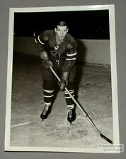 Original 1959-60 Springfield Indians Roger Cote Photo
