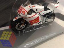 ☆ Marco Simoncelli # 58 • Moto GP 2011 • Honda RC212V SAN CARLO (1/18) - Nuevo