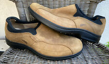 Red Wing Shoes Oxboro Slip On Walnut Brown Leather 4991 Size 12 D Waterproof