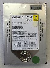 """Compaq 400867-001 WDE18300 18.2GB 7.2K 3.5"""" U2 SCSI 80-Pin HDD - DCM CABCLLWC"""