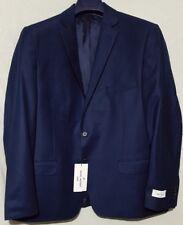 Blue Jacket Daniel Hechter Flannel Tailored Suit 44 Short. RRP £180