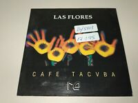 0121- LAS FLORES CAFE TACVBA CD ( DISCO ESTADO BUENO ) SINGLE PROMO LIQUIDACIÓN