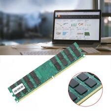 8G (2 x 4 G) Memory RAM DDR2 PC2-6400 800MHz Desktop non-ECC DIMM 240 Pin Best