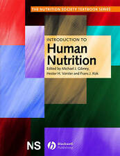 Introduction to Human Nutrition by John Wiley and Sons Ltd (Paperback, 2009)