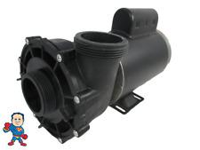 "Lx Pump Spa Hot Tub 56Fr Guangdong 2"" X 2"" 3.5Hp 1 Speed 230V Wua Video How To"