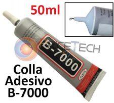 ADESIVO FRAME TOUCH VETRO COLLA GEL 50ML B-7000 B7000 PER SMARTPHONE TABLET