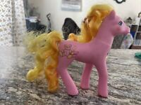 My Little Pony g1 Goldilocks