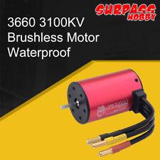 SURPASSHOBBY 3660 3100KV 2S Shaft Brushless Motor for 1:10 RC Racing Offroad Car