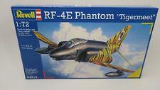 """Revell rf-4e Phantom """"Tigermeet"""" 1/72 Model Kit P/N: 04313"""