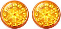 Custom Dynamics Probeam LED Amber Turn Signal Insert Kit PB-A-1156