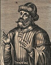 Constantin Paléologue Constantine Palaiologos Κωνσταντίνος ΙΑ΄ Παλαιολόγος 1670