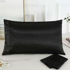 Pure Silk Pillowcase Soft Silky Pillow Cover Home Accessories