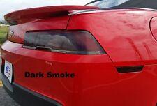 14-15 Camaro precut Tail light-Rear side marker & 3rd brake light overlays tint