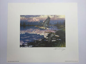 Ed Tussey Alaska Greatland Waterfowl 1993