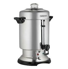 Commercial Coffee Urn Church Coffee Maker Large Stainless Steel Coffee Pots NEW