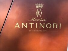 WINE POPUP SHOWCASE/SHOWBOX MARCHESI ANTINORI BEST OF TUSCANY