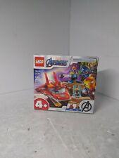 Lego® Marvel Avengers Iron Man Vs Thanos Bui 00004000 lding Set 76170