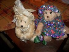 Annette Funicello Beautiful Bear Set Twyla L.E. & Patsy Pansy Bear CUTE!