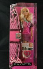 2011 Barbie Fashionistas Doll  - articulated doll