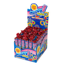 CHUPA CHUPS MELODY POPS WHISTLE LOLLYPOPS MAKE MUSIC STRAWBERRY FLAVOUR mix
