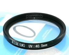 40.5mm  UV camera lens Filter  protector  with case   RISE(UK)