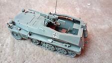 Alemán Sd Kfz 250 cresta media pista B 1/35 Pro construido/hecho