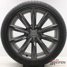 4 Original Audi Rs4 8k B8 Winter Wheels Set 4g8601025k Alloy Sline Tm