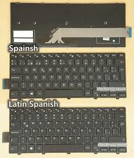 LA / Spanish Keyboard for Dell 3441 3451 3462 3465 5442 5445 5447 7447 5457 5468